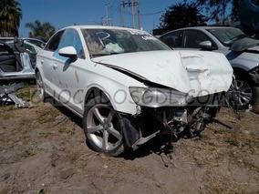 Audi A3 Sedan 1.4t 2016. Para Reparar. No Partes. $102,000