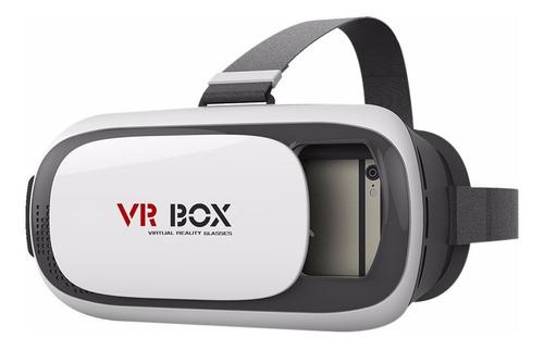 Gafas De Realidad Virtual 3dvr Box 2.0 Para Android+ Control
