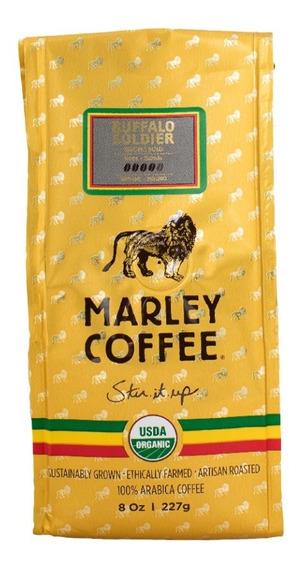 Café Marley Coffee Molido Buffalo Soldier 227g