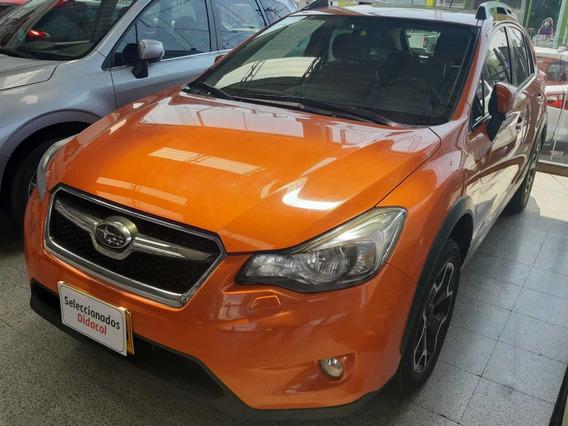 Subaru Xv Cvt Ltd 2014