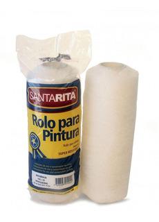 Kit 24 Rolos Profissional - Pele De Carneiro 100% Natural
