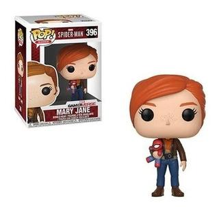 Funko Pop! Mary Jane Marvel 396 Spider Man