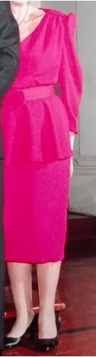 Vestido Elegante De Madrina Fiesta De 15 Casamiento