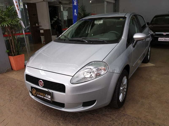 Fiat Punto Attractive 1.4 Flex 2012