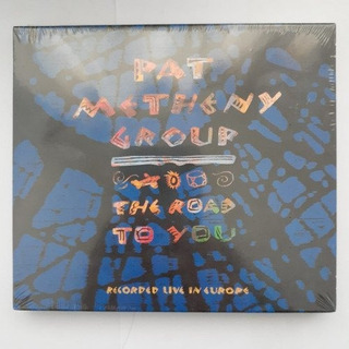 Pat Metheny Group The Road To You Cd Nuevo Musicovinyl