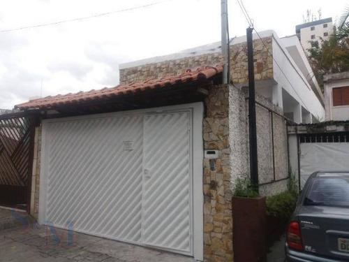 Imagem 1 de 13 de Sobrado Com 3 Dormitórios, Residencial Ou Comercial200 M² Por R$3.900,00 E R$ 795.000 - Vila Valparaíso - Santo André/sp - So0246