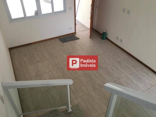Sobrado Com 3 Dormitórios À Venda, 106 M² Por R$ 489.999,99 - Vila Marari - São Paulo/sp - So4113
