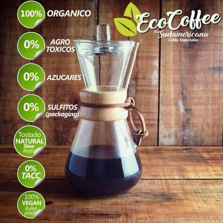 Café Organico 100% Biocafé Colombiano Premium Oferta 1/2 Kg.