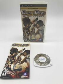 Prince Of Persia Rival Sword Sony Psp Original Físico