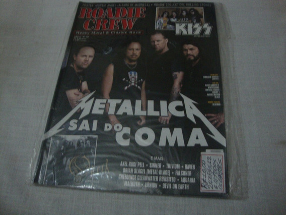 Revista Roadie Crew-121-ano-11-2009