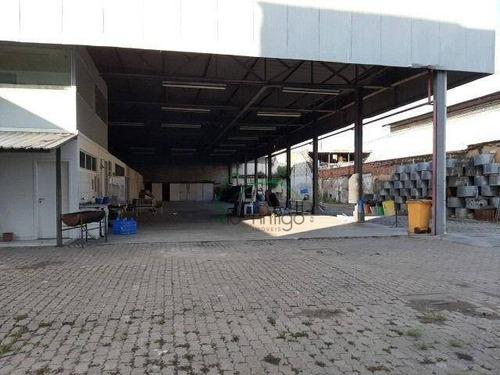 Imagem 1 de 13 de Galpão - Rua Sá Freire - Venda - São Cristóvão - Ga0108