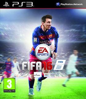 Fifa 16 Ps3 Original Playstation 3