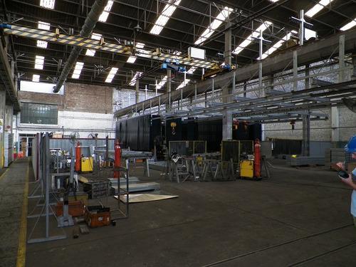 Imagen 1 de 11 de Galpon Industrial En Alquiler De 6000 M2 Aprox - Bernal