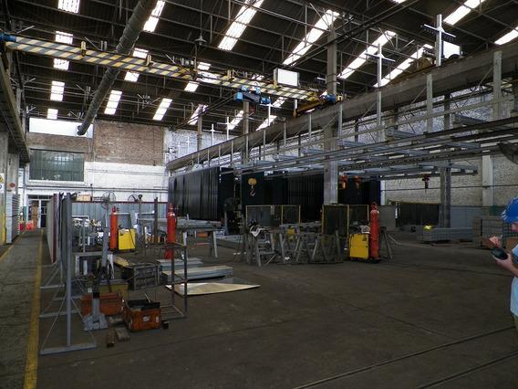 Galpon Industrial En Venta De 6000 M2 Aprox - Bernal