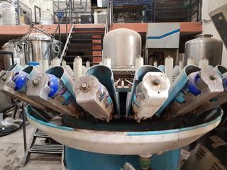 Maquina Llenadora De Sifones De Soda Descartables 24 Picos