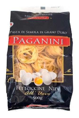 Imagem 1 de 1 de Macarrão Fettuccini Nidi All'uovo Paganini 500g