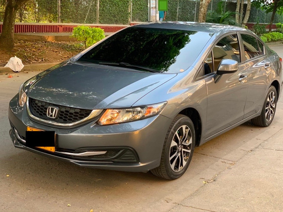 Honda Civic Lx 2013 Automatico -1.8 I-vtec
