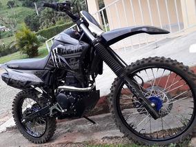 Yamaha Lander, Moto De Trilha