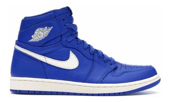 Sneakers Original Jordan 1 Retro High Hyper Royal Azul Origi