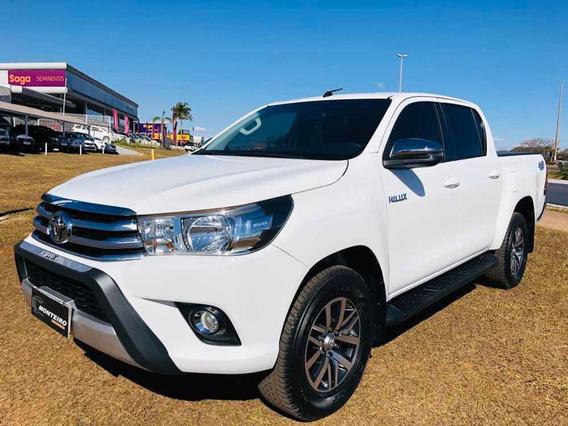 Toyota Hilux 2.8 Diesel 4x4 Aut. 2018 Km 15.000 Impecavel!