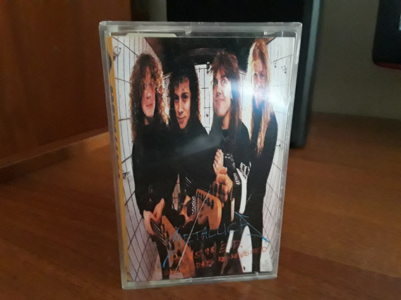 Metallica The $5.98 Ep Garage Days Re-revisited Cassette Us