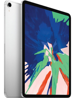 Apple iPad Pro 11 256gb 4g Celular 2019 Nuevo Modelo