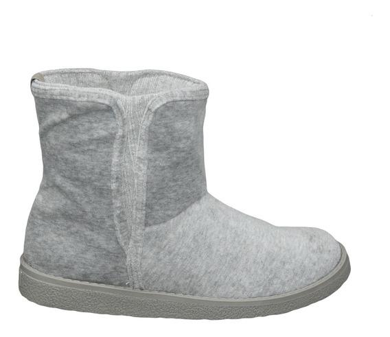 Bota Perky Low Boot Grey Bow