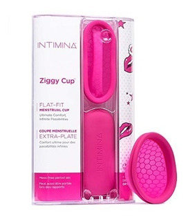 Intimina Ziggy Cup Copa Menstrual Reutilizable Extra Fina Co