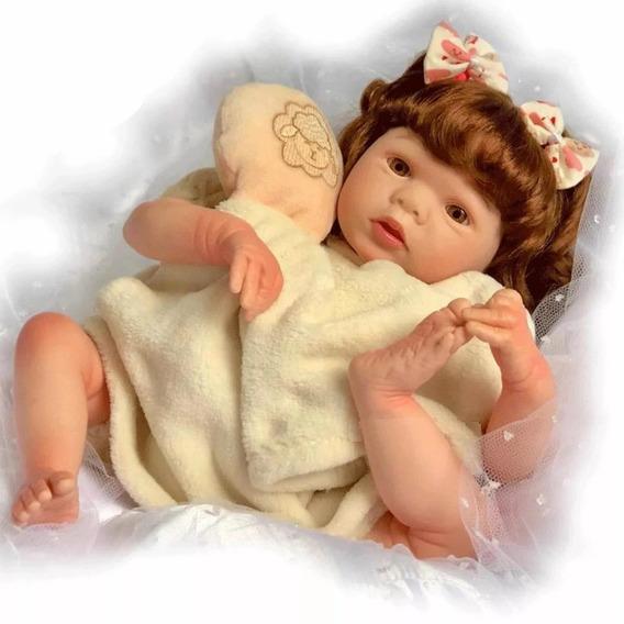 Boneca Bebe Reborn Promoção A Mais Barata Eloise Sid-nyl