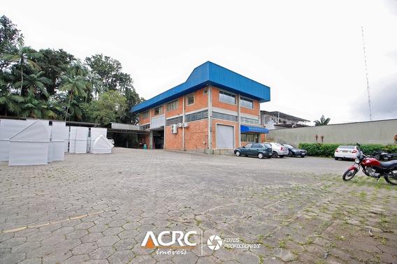 Acrc Imóveis - Galpão Comercial Para Locação No Bairro Itoupava Norte - Gl00177 - 34788230