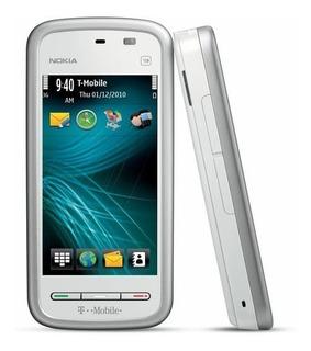 Nokia 5230 Usado Toque Na Tela