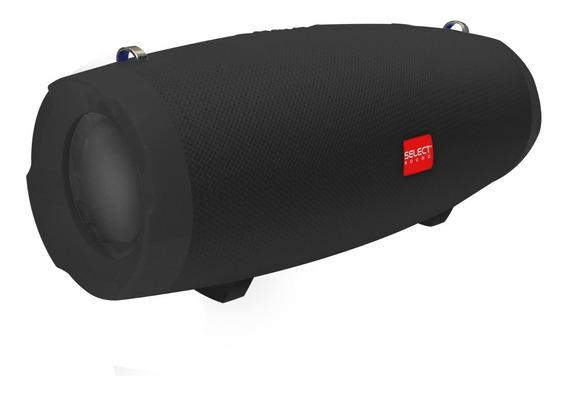 Bocina Bluetooth Portátil Select Sound Recargable Bullet