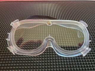 Goggle Protector Con Ventilación