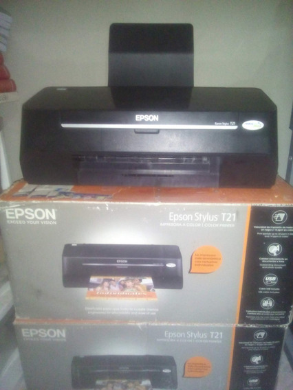 Impresoras Epson T21
