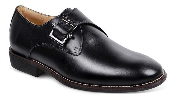 Sapato Social Masculino Sandro Moscoloni New Easton Preto