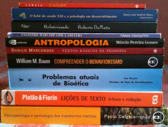 Livros De Psicologia E Universitários Diversos