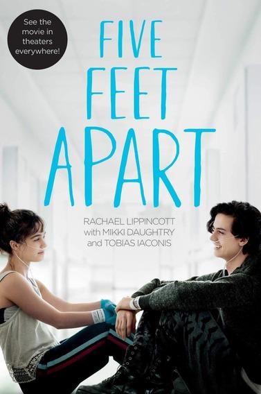 Libro Five Feet Apart By Lippincott [pasta Dura] Nuevo 2020