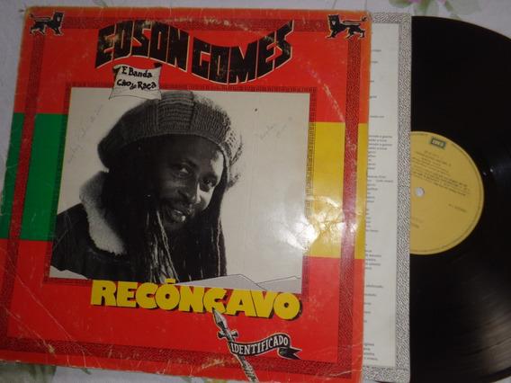 Lp Edson Gomes, Recôncavo - Reggae