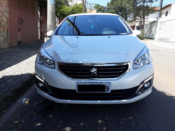 Peugeot 408 1.6 Business 16v Turbo Flex 4p Aut - Único Dono