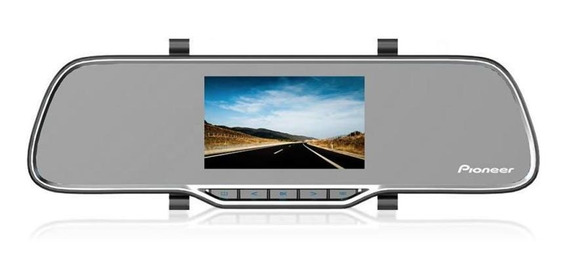 Espelho Retrovisor Câmera Pioneer Vrec-200ch Ch Xees