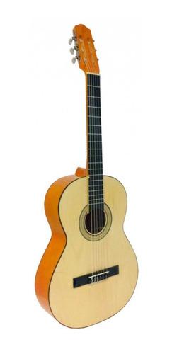 Imagen 1 de 2 de Guitarra clásica Guitarras Valdez 1A miel