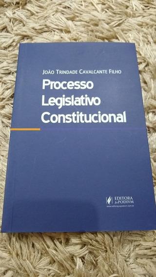 Livro Processo Legislativo Constitucional