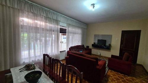 Terreno À Venda, 302 M² Por R$ 620.000,00 - Jardim Santo Antônio - Santo André/sp - Te1133