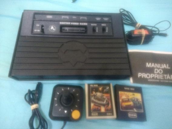 Atari Dactar Completo 2 Jogos