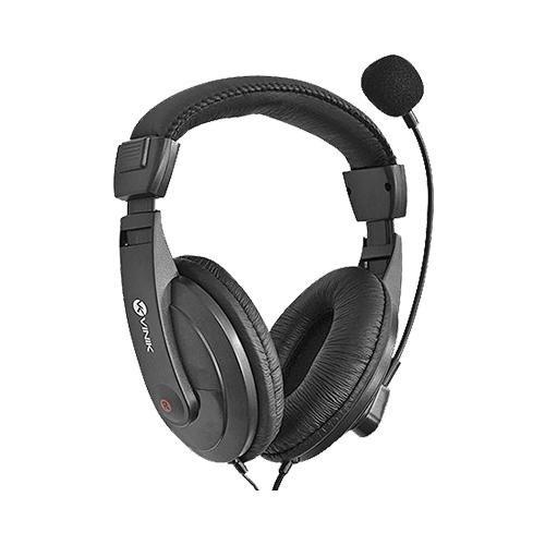 Headset Vinik Multimídia Com Controle De Volume E Microfone