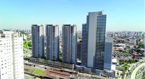 Sala À Venda, 32 M² - Centro - São Bernardo Do Campo/sp - Sa0197