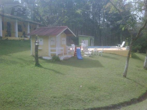 Chácara Residencial À Venda, Éden, Sorocaba. - Ch0004