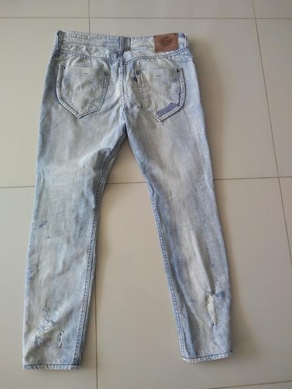 Calça Jeans Feminina Forum Tamanho 42