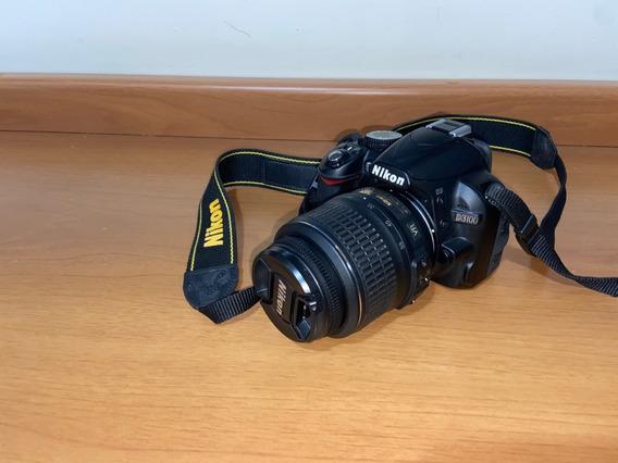 Câmera Nikon D3100 + Bolsa