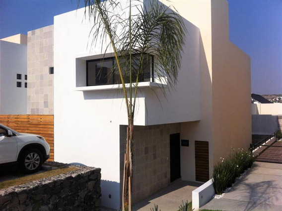 Excelente Casa En La Reserva, Cumbres Del Lago, Juriquilla